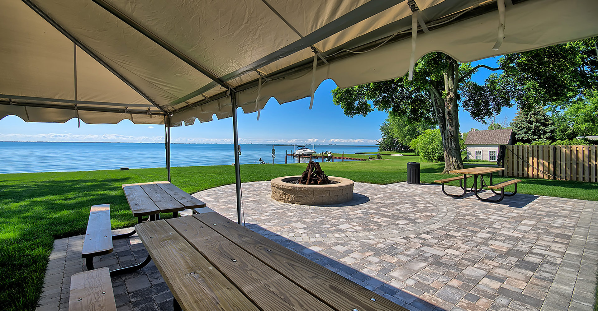 South Eastern Michigan S Premiere Kitchen: Northpointe Shores RV Resort Offers Beautiful Views Of